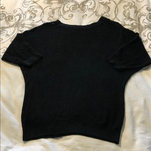 Express Mesh Sweater